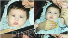 PHOTOS: We bet this is the cutest picture of Taimur Ali Khan Pataudi to date