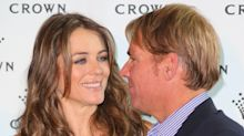 Warne says he felt 'jumpy' when his ex Hurley spent time with her ex Grant