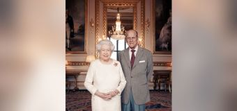 Queen, Philip mark 70th wedding anniversary