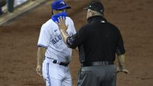 Blue Jays manager: Series at Phillies off because of virus