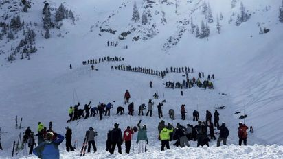 Second skier dies in the aftermath of N.M. avalanche
