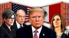 Trump's Mexico tariff plan divides Republicans