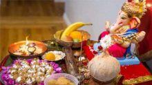 Ganesh Chaturthi Pujan Samagri