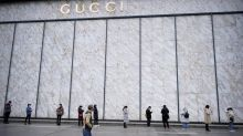 Kering cautious on China rebound after coronavirus hits Gucci sales