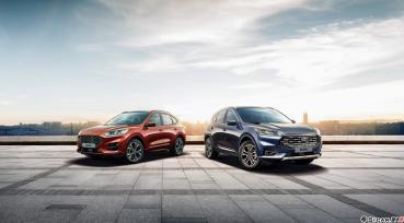 Ford產能提升 新車掛牌創年度新高 專屬優惠十二月登場