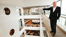 Holland America Group's Seattle headquarters brings high seas to the mainland (Photos)