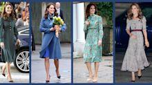 Photos of Kate Middleton's Amazing Style Moments Through the Years