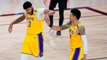 After deciding to stay, Lakers could be in bubble a while