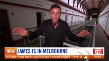James Tobin's weather at 8:30