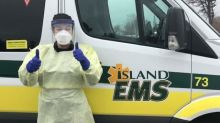Detailed screening tells paramedics when to wear full protective gear