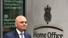 Sajid Javid becomes first Home Secretary from ethnic minority background following Amber Rudd's resignation