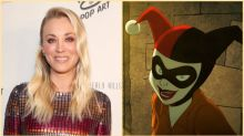 Kaley Cuoco to Produce and Star in Harley Quinn Animated Series in First Post-'Big Bang Theory' Gig