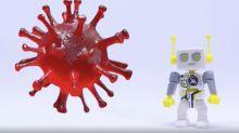 So erklärt Playmobil Kindern, warum sie zu Hause bleiben müssen