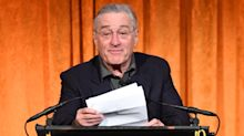 Robert De Niro Gives Trump An X-Rated New Nickname In Awards-Show Rant