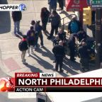 Driver intentionally strikes 6 people in Philadelphia: Police