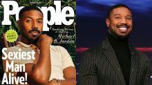 FOTOS | Michael B. Jordan: así es el hombre más sexy del mundo en 2020 para la revista People