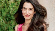 Amal Clooney: Su faceta como madre en Vogue, ¡te va a encantar!