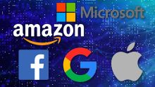 Which tech stock is best? Here's how the 'big five' companies stack up as they report earnings