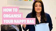 How To Organise Your Nappy Bag