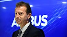 Airbus chief executive warns plane maker is 'bleeding cash' and says 'survival at stake'