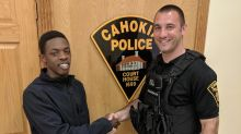 Illinois cop pulls man over — and gives him a ride to his job interview instead of a ticket