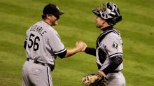 Mark Buehrle finally admits he drank a few beers before 2005 World Series save