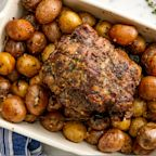 This Garlicky Roast Will Change The Way You Think About Lamb