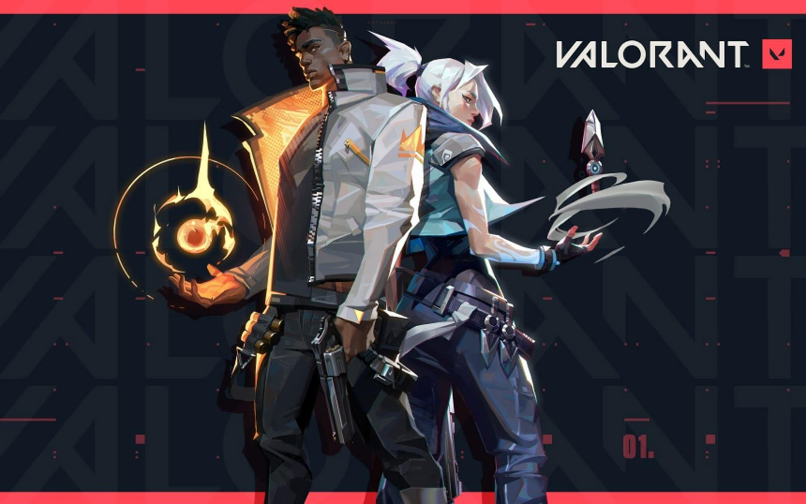 Riot S Competitive Hero Shooter Valorant Enters Closed Beta Next