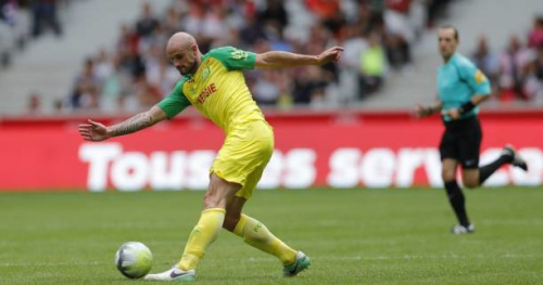 Foot - L1 - Nantes - Nantes : Nicolas Pallois sera absent à Bordeaux