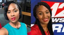 Reporter celebrates wearing braids for the first time on-air: 'We are still professionals even if our hair is different'