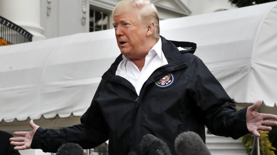 Trump: CIA view on Khashoggi killing 'possible'