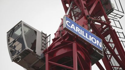 Carillion creditors could get only 1p for every £1 owed