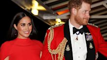 Meghan Was Devastated When Harry Was Stripped of His Military Titles