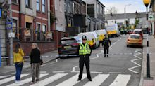 Pensioner, 88, stabbed to death in Co-op while wife waited outside in car