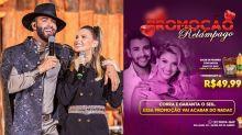 Separação de Gusttavo e Andressa inspira promoções de restaurantes