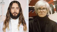 Jared Leto Confirms He's Playing Andy Warhol in New Movie: 'So Grateful and Excited'