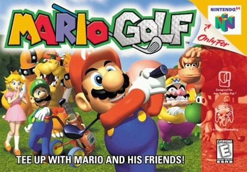 Mario Golf, Shining Force II swing their armaments on Virtual Console