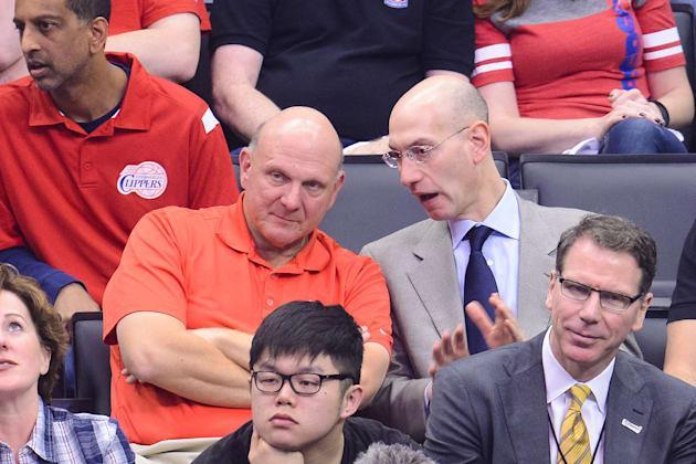 LA Times: Steve Ballmer agrees to buy the LA Clippers for $2 billion