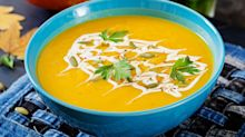 Kick off fall with this easy pumpkin soup recipe