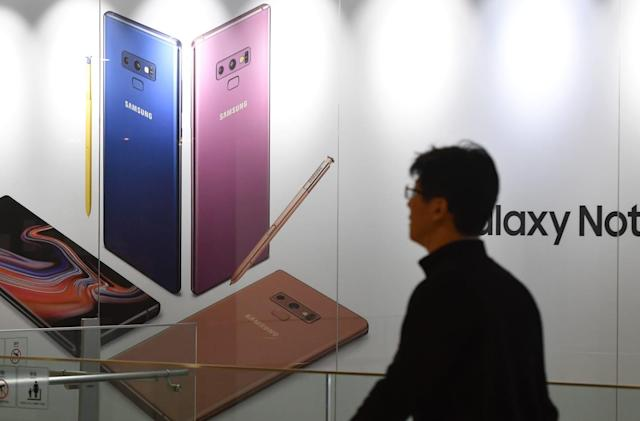 Samsung is the next tech giant expecting a sharp earnings drop