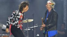 The Rolling Stones plan 13 US live dates next year