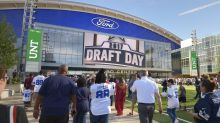 Come for the COVID vaccine, stay for the Dallas Cowboys' NFL Draft party at The Star