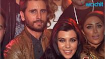 Kourtney Kardashian Gives Update About Scott Disick's Recovery