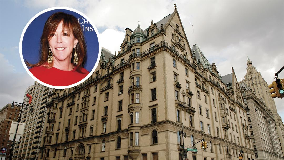 Jane rosenthal lists epic manhattan sprawler for Dakota building nyc apartments for sale