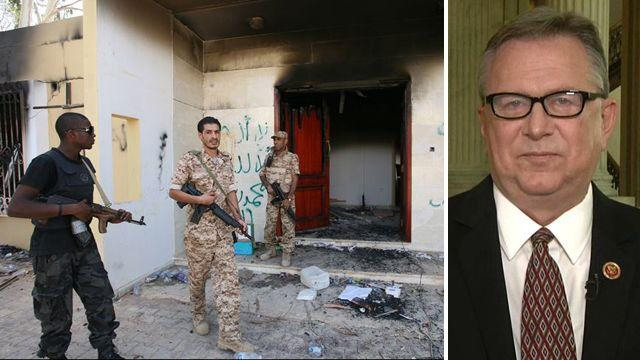 Pressure on House GOP for new probe into Benghazi attack