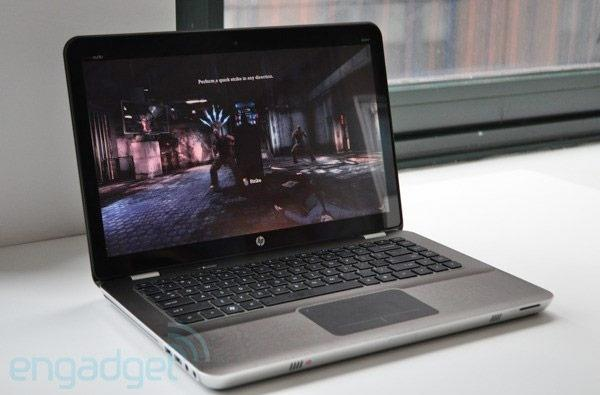 How would you change HP's Envy 14?