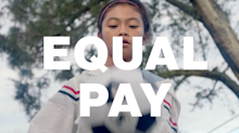 P&G commercial advocates equal pay for women