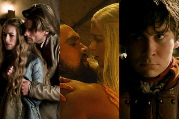Game of Thrones 16 Most Memorable Sex Scenes (Photos