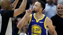 Steph Curry breaking records, setting milestones routine for Warriors star
