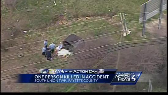 Fatal crash in South Union Township